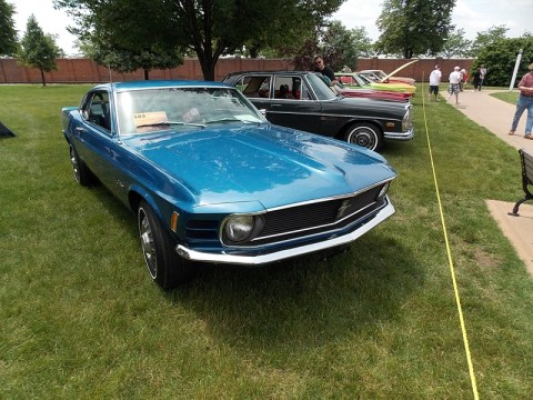 1970 Mustang3