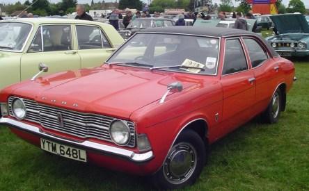 1973 Ford Cortina L