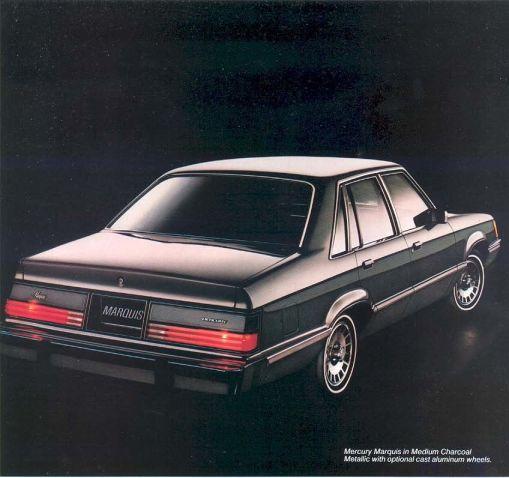 1983 Mercury Marquis 1