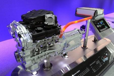 2012-Infiniti-M-Hybrid-Engine
