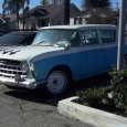 (first posted 1/22/2014)     Sitting in a San Pedro Service Station parking lot, this little car looks somewhat unremarkable. Despite that, this 1957 Rambler Super V-8 marks the beginning of a very successful venture for American […]