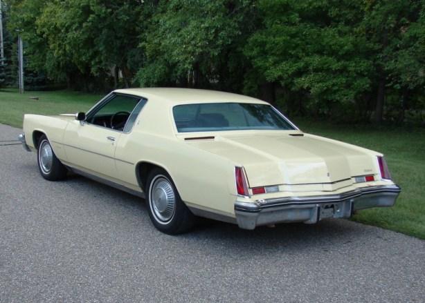 93 1973 Toronado Bumpesr