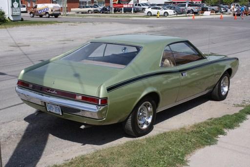 AMC Javelin 1968 r
