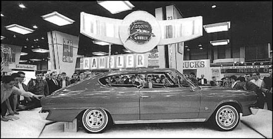 AMC Tarpon '64 Auto Show