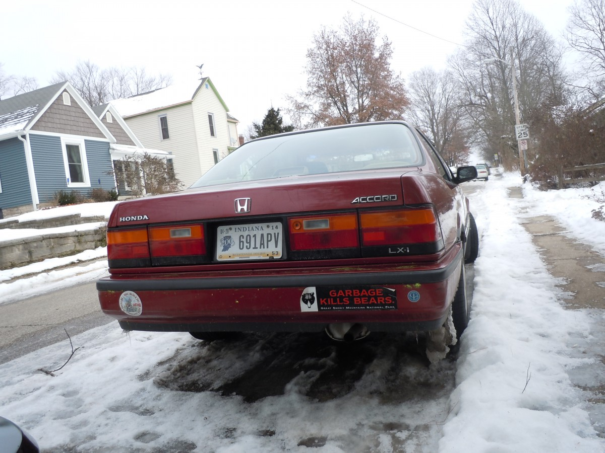 Curbside Classic 1986 1989 Honda Accord Ignoring The Future In 1988 Fuel Pump Location Accordcae
