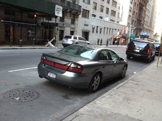 Bonneville GXP NYC 2