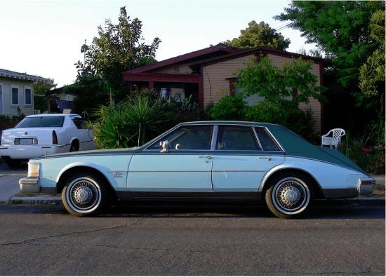 Cadillac Seville Cohort