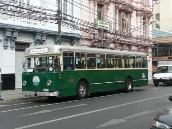 O Bus Chile Euro