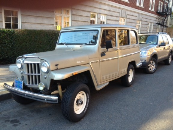 Willys Jeep wagon fq