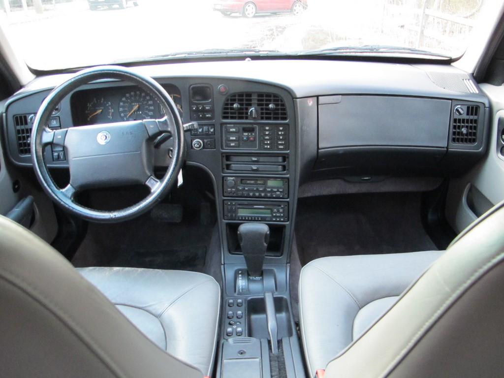 Curbside Classic: 1997 Saab 9000 CS Aero – The Square Saab