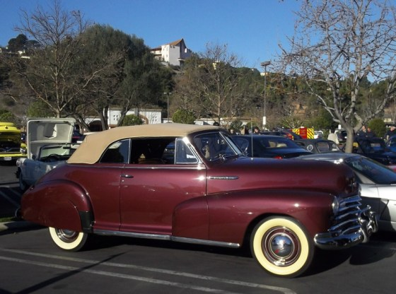 1947 Chevy Convertible
