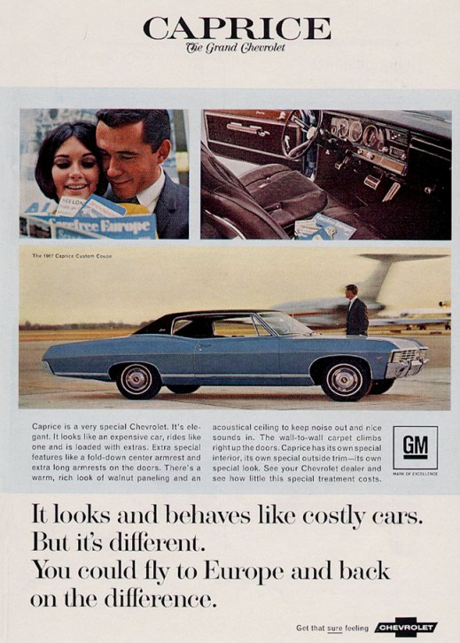 1967 Chevrolet Ad-17