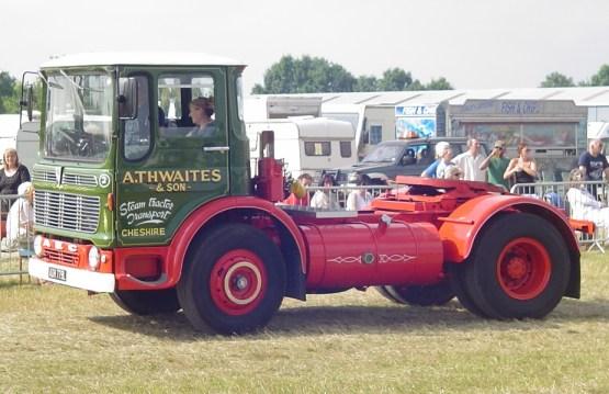 1973 AEC tractor