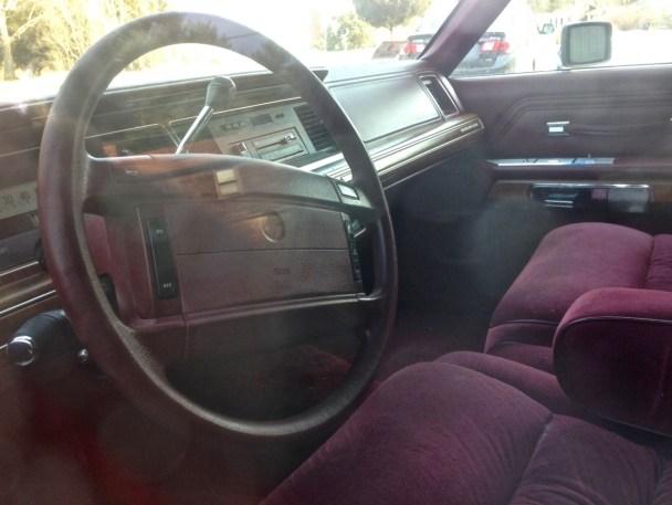 1990 Mercury Grand Marquis 6