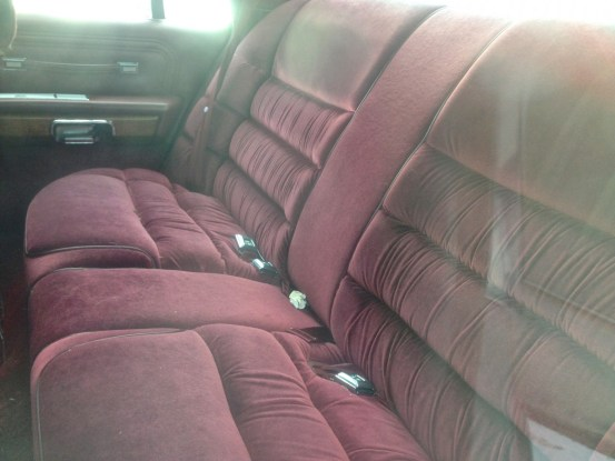 1990 Mercury Grand Marquis 7