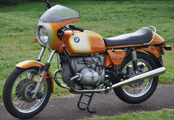 BMW R90S Orange Gilchrist (2)