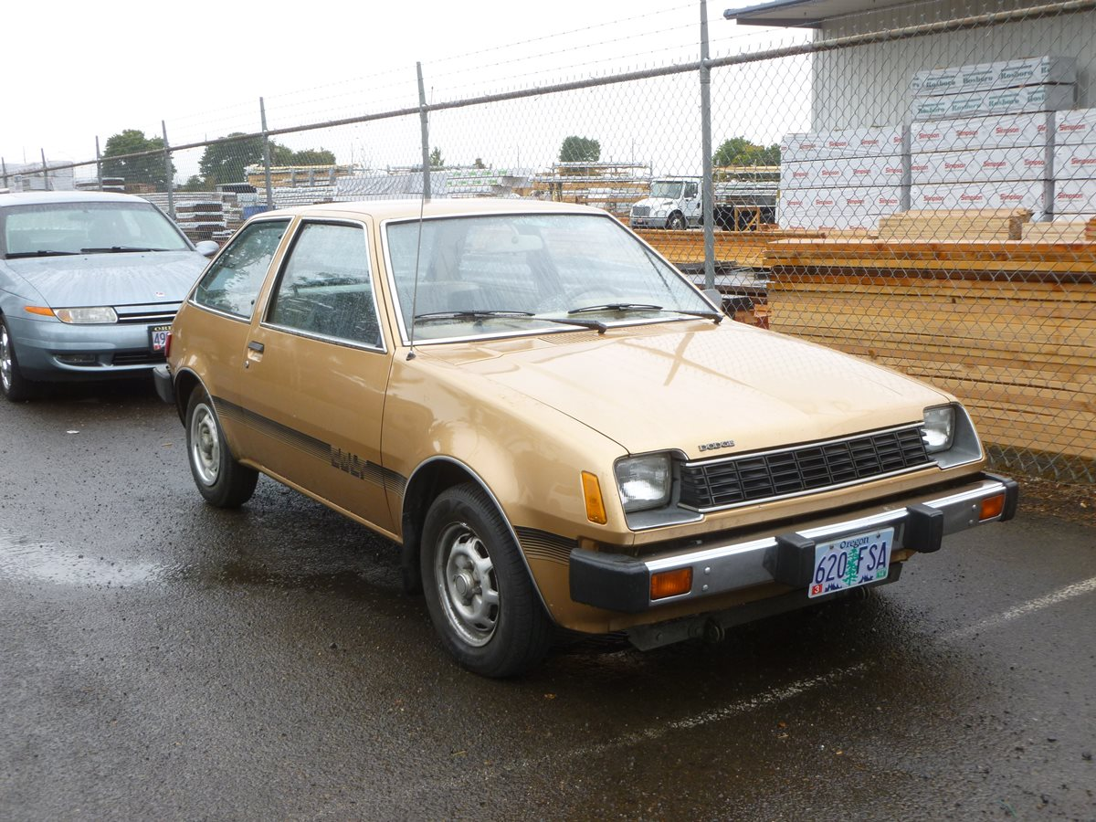 CC Colt Chronicles Part 5: 1979-1983 Dodge Colt and Plymouth