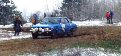 Dodge Colt J. Crawford20Stages79