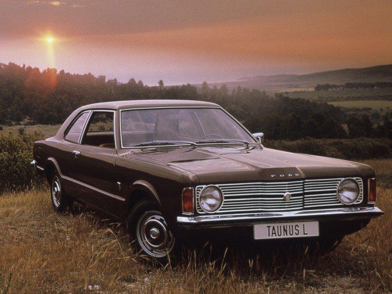Ford Taunus L Quot Knudsen Quot 1970 1976