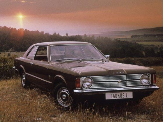 """Ford Taunus L, """"Knudsen"""", 1970-1976"""