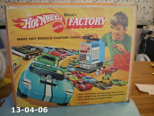 Hot Wheels Factory