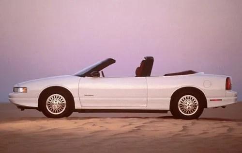 Oldsmobile cutlass supreme_convertible_white_1990