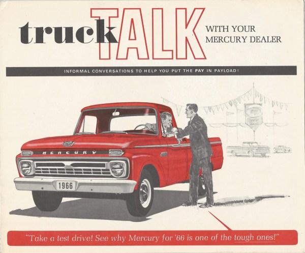 1966 Mercury brochure 1
