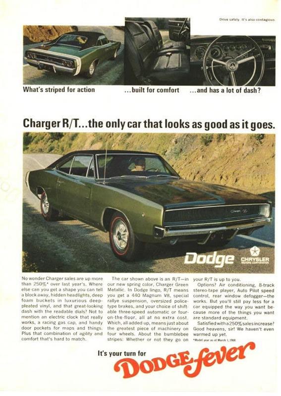 1968 dodge ad12