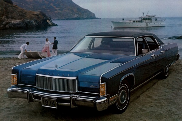 Curbside Classic 1997 Lincoln Town Car Executive Series And Friends