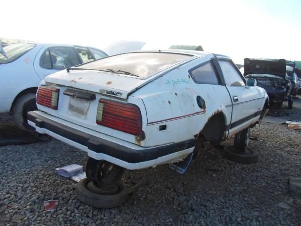 1983 Datsun 280ZX (4)