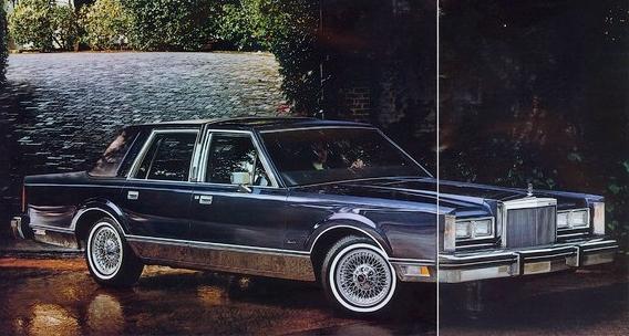 Curbside Classic: 1997 Lincoln Town Car Executive Series ...