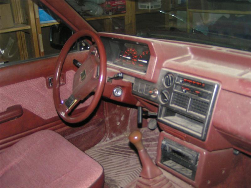 cars of a lifetime 1986 mazda b2000 pickup short timer. Black Bedroom Furniture Sets. Home Design Ideas