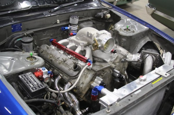 1991 Nissan Skyline engine