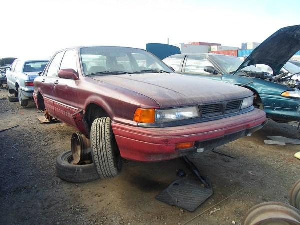 1992 Eagle 2000 GTX
