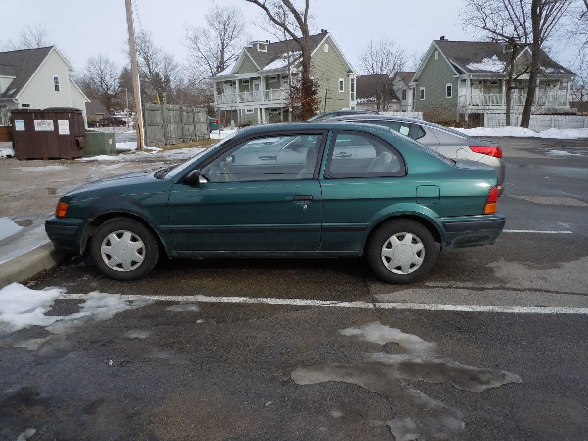 curbside classic 1995 toyota tercel last of the mohicans curbside classic curbside classic 1995 toyota tercel
