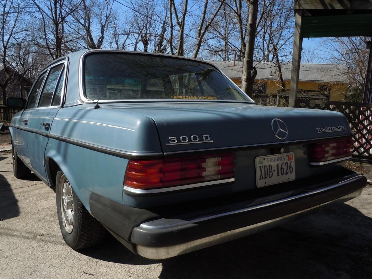 300d Turbo Need A Vacuum Diagram For A 1983 Mercedes 300d