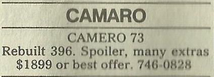 Camero