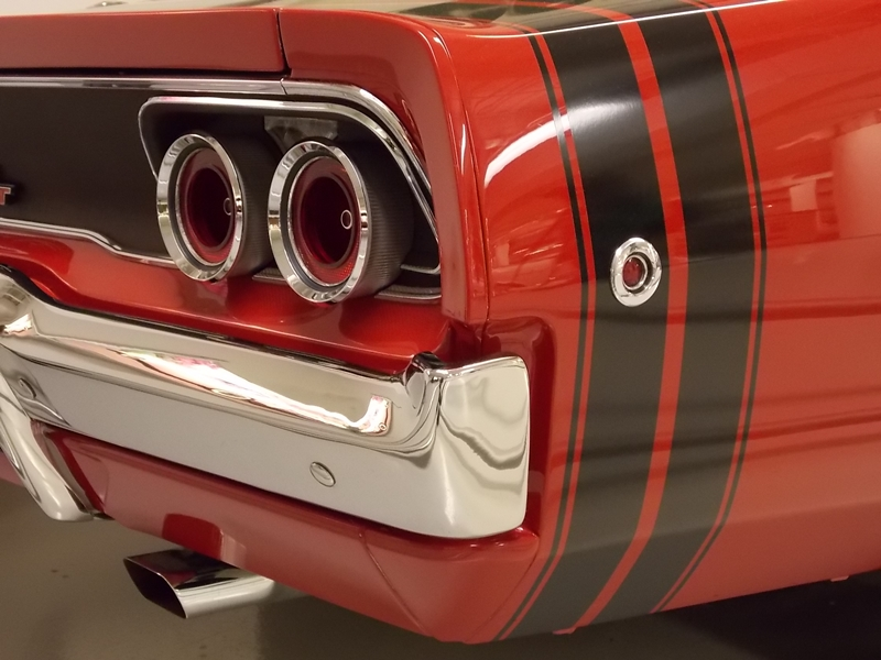 museum classic 1968 dodge charger rt�the most beautiful