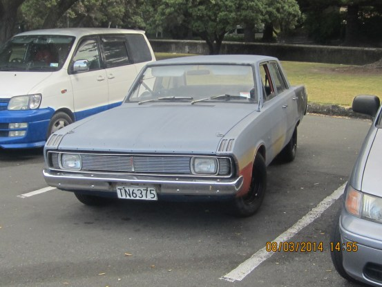 Chrysler AUS Valiant VG f