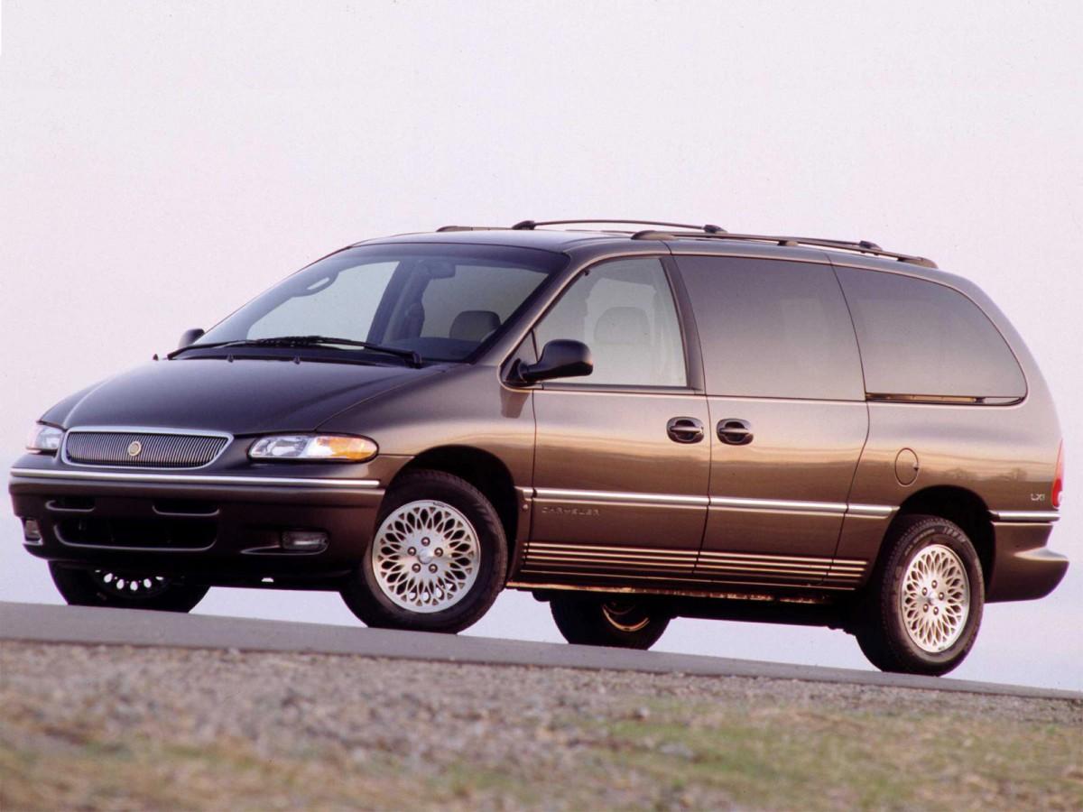 automotive history the 1996 2000 chrysler ns minivans the culmination of nineties chrysler. Black Bedroom Furniture Sets. Home Design Ideas