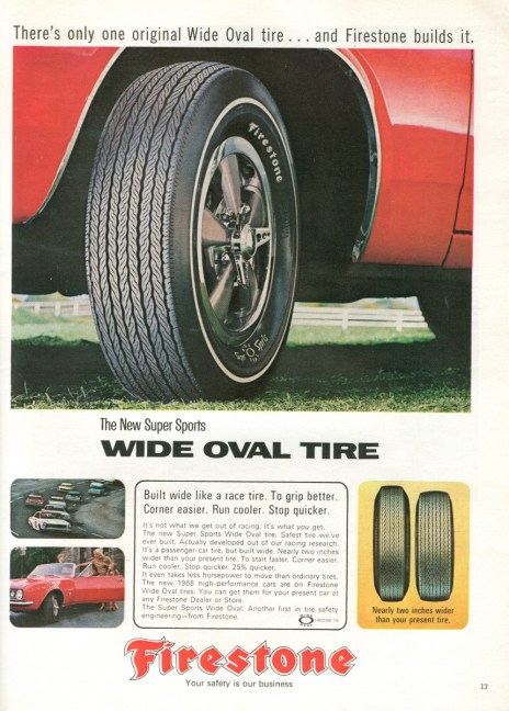 Firestone 1967 -The-New-Super-Sports-Wide-Oval-Tire