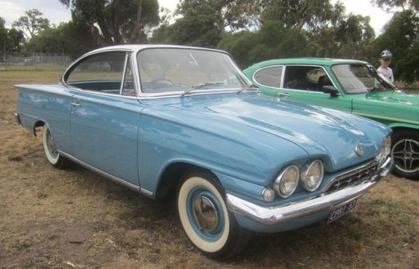 Ford Capri 1963