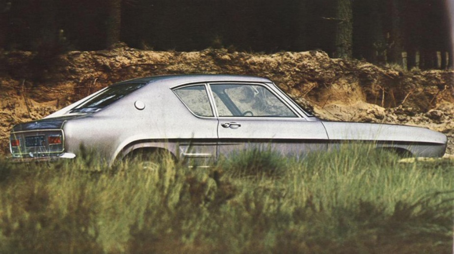 Carshow Classic: 1969 Ford Capri – The European Mustang Ford Always ...