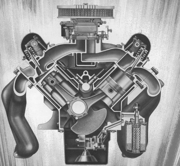 Automotive History: The Ford FE Series V8 Engine | Curbside