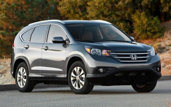 Honda CRV 2013 -EX-L-front-view