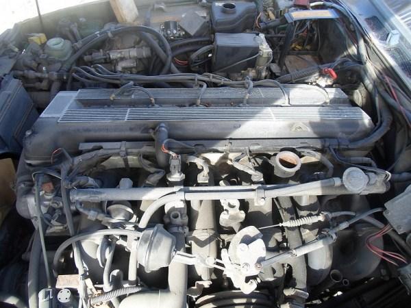 Jaguar engine