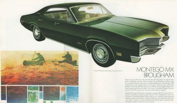 Mercury Montego Brougham 1970