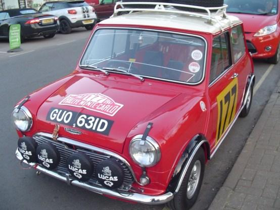 Mini Cooper 2