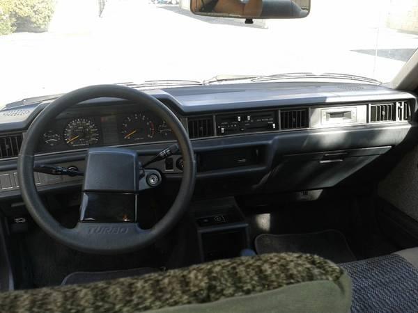 Cl Find 1984 Mitsubishi Tredia Turbo 600 Classic And Rare Car