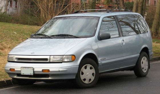 Nissan Quest 1993-1995